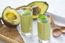 Green Breakfast Smoothie